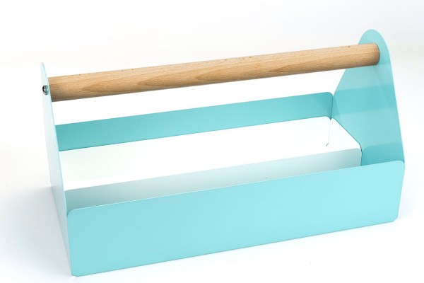 "Starter-Set | Design-Toolbox Lichtgrün | ""Made in Germany"""