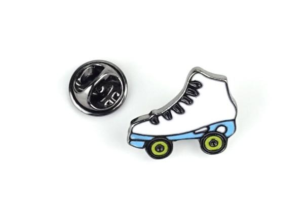 Pin Roller Skates | Weiß Hellblau