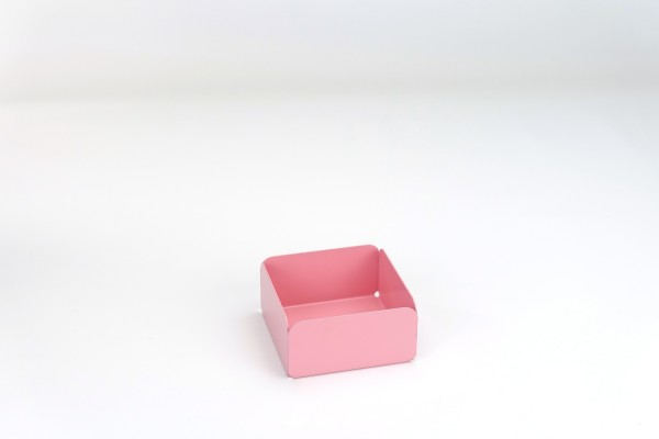 Metall-Einsatz klein | quadratische Schale