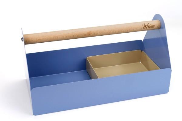 "Starter-Set   Design-Toolbox Taubenblau   ""Made in Germany"""