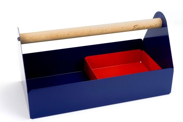 """Starter-Set   Design-Toolbox Kobaltblau   """"Made in Germany"""""""