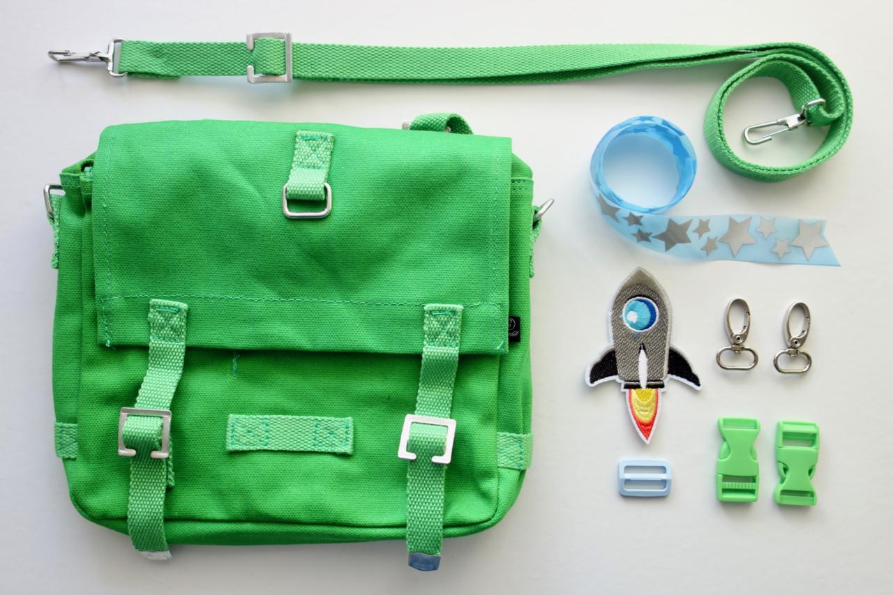 Nähgedöns DIY: Kindergarten-Tasche