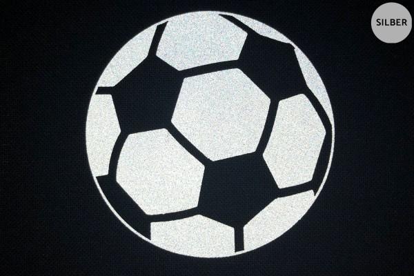 Ball | Reflektierendes Bügelbild | 10 cm |