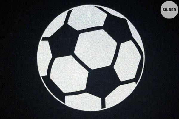 Ball | Reflektierendes Bügelbild 2er-Set | 2,5 cm |
