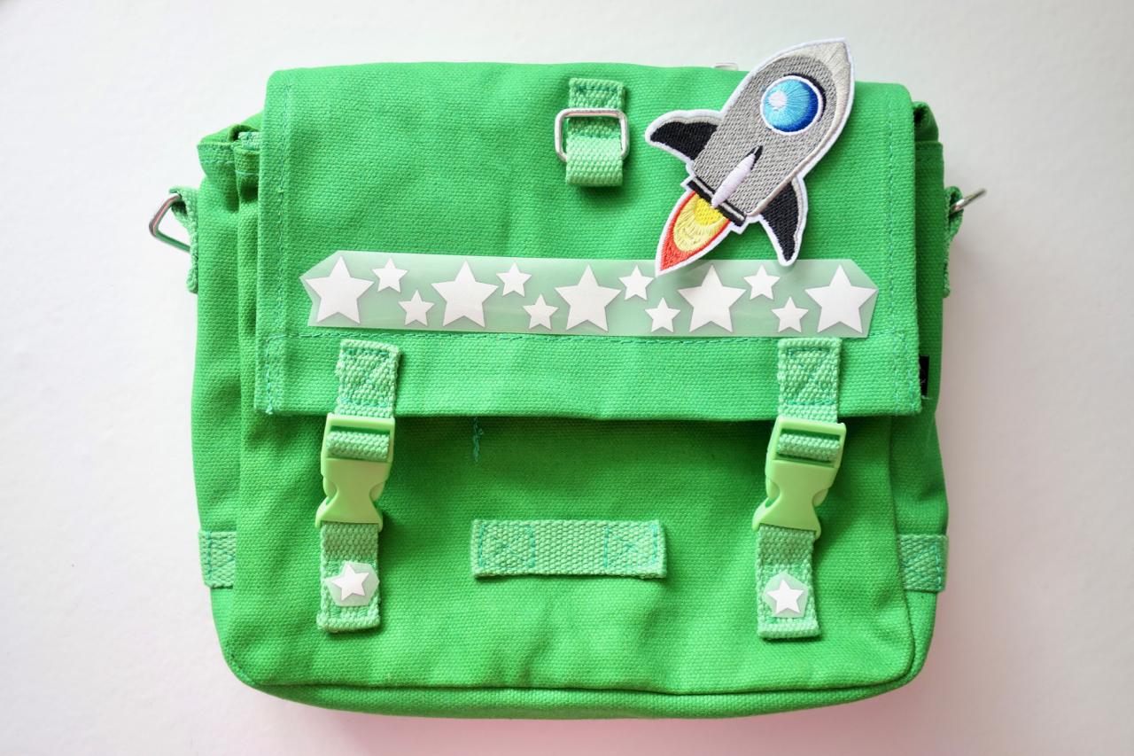 Nähgedöns DIY: Kindergarten-Tasche | Pimpen