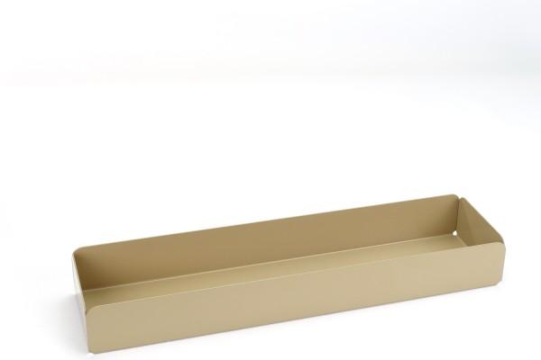 Metall-Einsatz groß | rechteckige Schale
