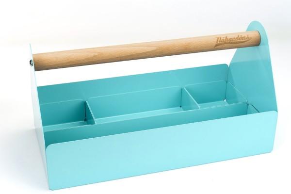 "Komfort-Set | Design-Toolbox Lichtgrün | ""Made in Germany"""